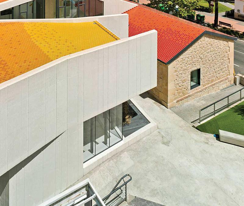 Centro de la Tercera Edad La Casilla, La Nucía (Alicante)