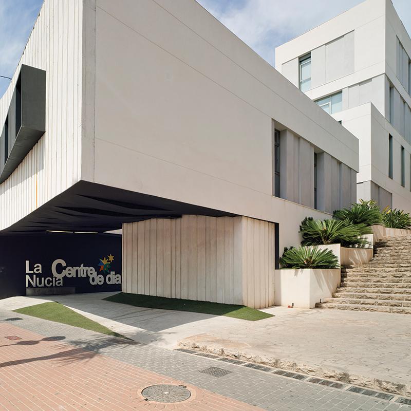 Centro de Día, La Nucía (Alicante)