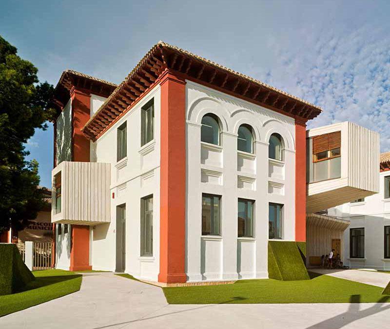 Seu Universitaria de la UA, La Nucía (Alicante)