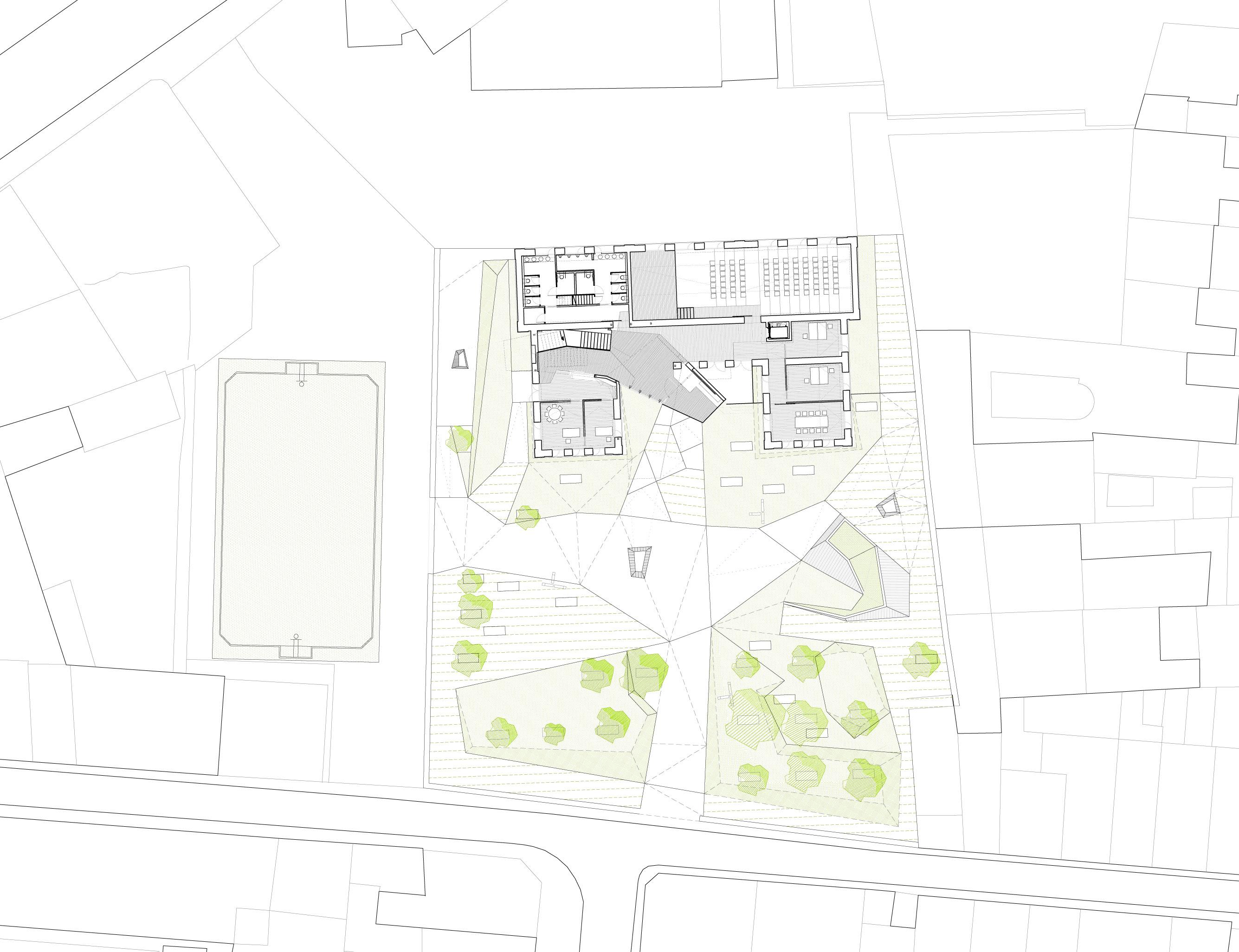 Crystalzoo - Mapa SEU Universitaria de la UA