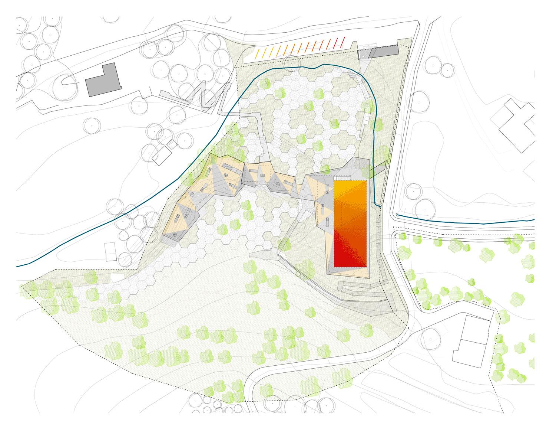Crystalzoo - Mapa Centro Medioambiental El Captivador
