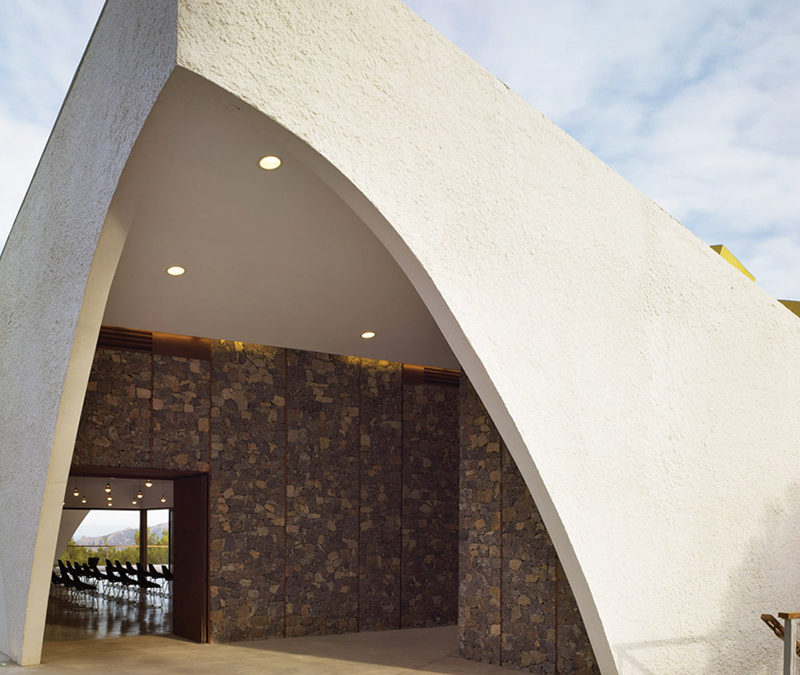 Centro Medioambiental CEM El Captivador, La Nucia (Alicante)