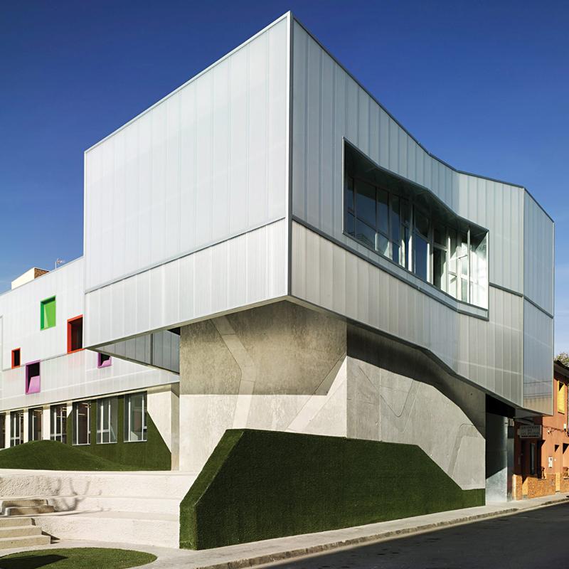 Youth Centre, Novelda (Alicante)