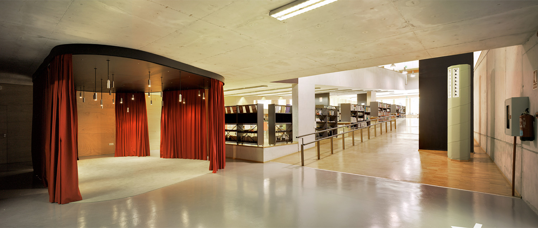 Crystalzoo - Biblioteca Municipal San Vicente