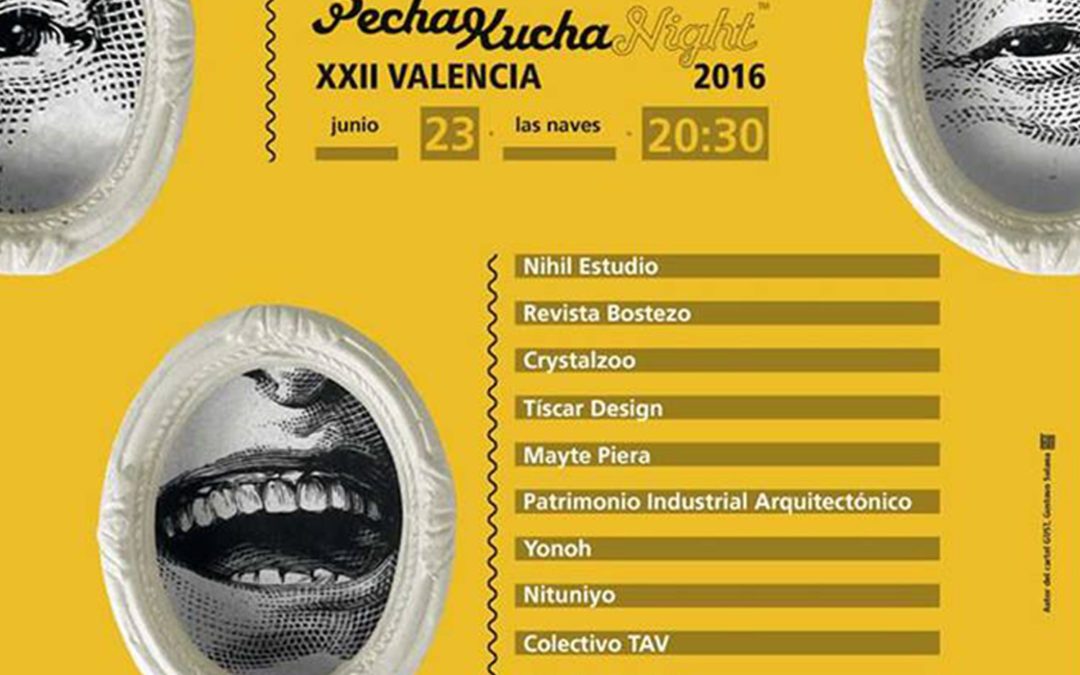 Pechakucha Night Valencia: Las Naves