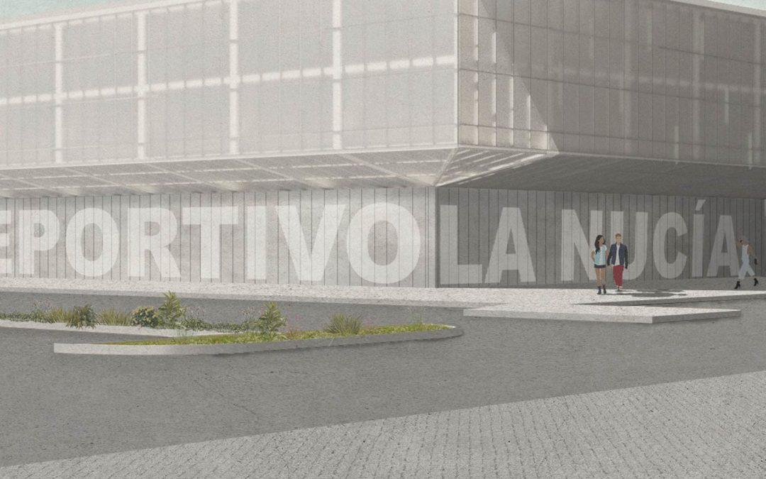 Segundo Pabellón Deportivo en La Ciutat Esportiva Camilo Cano – La Nucía