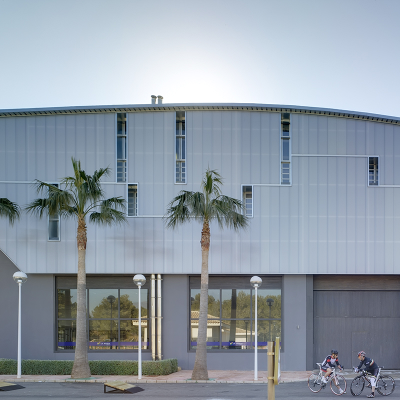 Municipal Sports Centre Extension