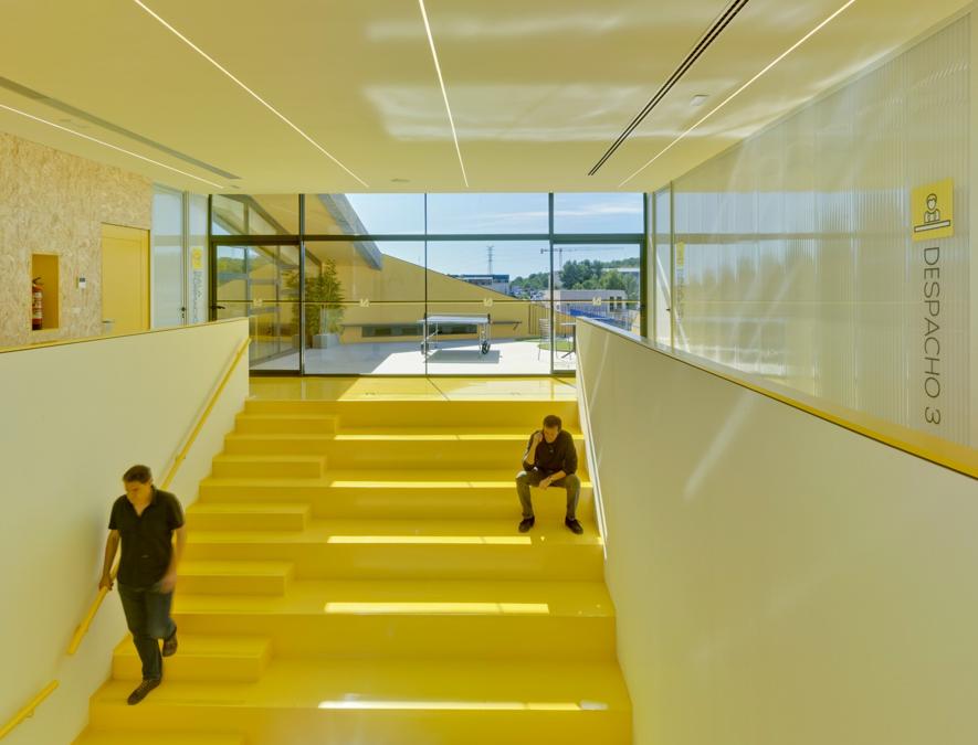 Espacios de trabajo líquidos. Diseño de nuevos espacios de trabajo y coworking