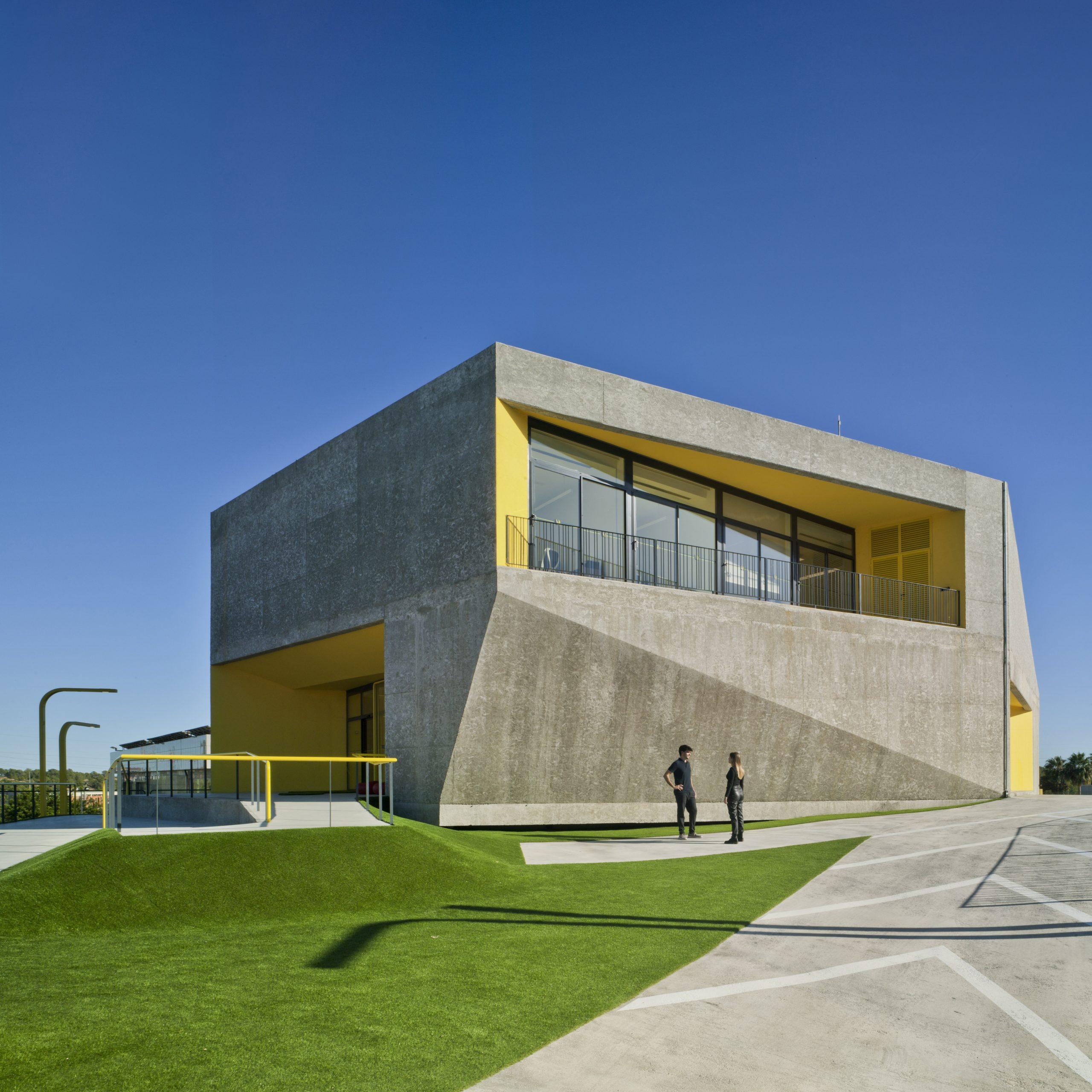 Arquitectura Dinamizante: la arquitectura como dinamizador económico