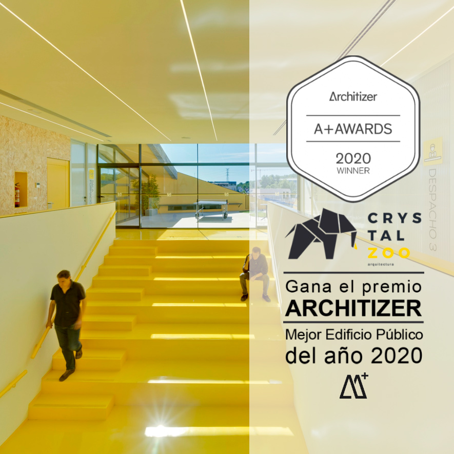 Ganadores de los Architizer A+ Awards 2020