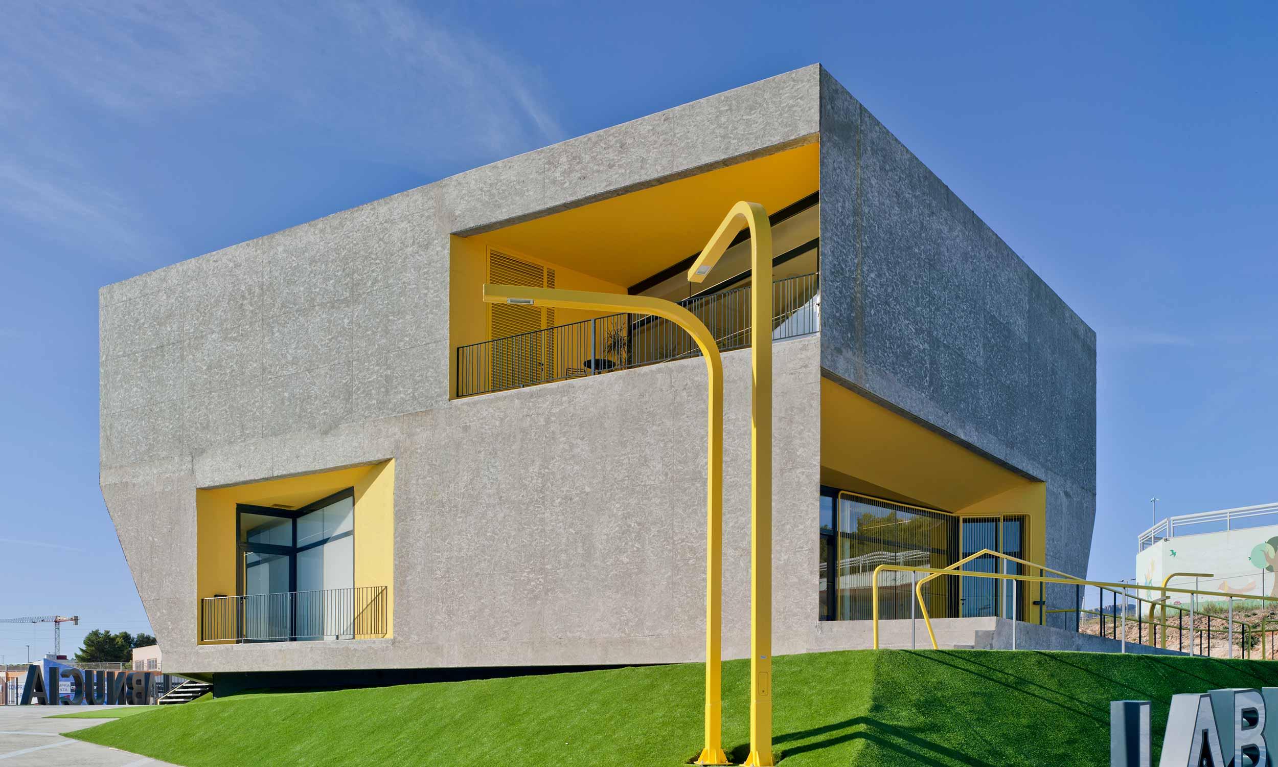 Ganador de premio Architizer Lab Nucía