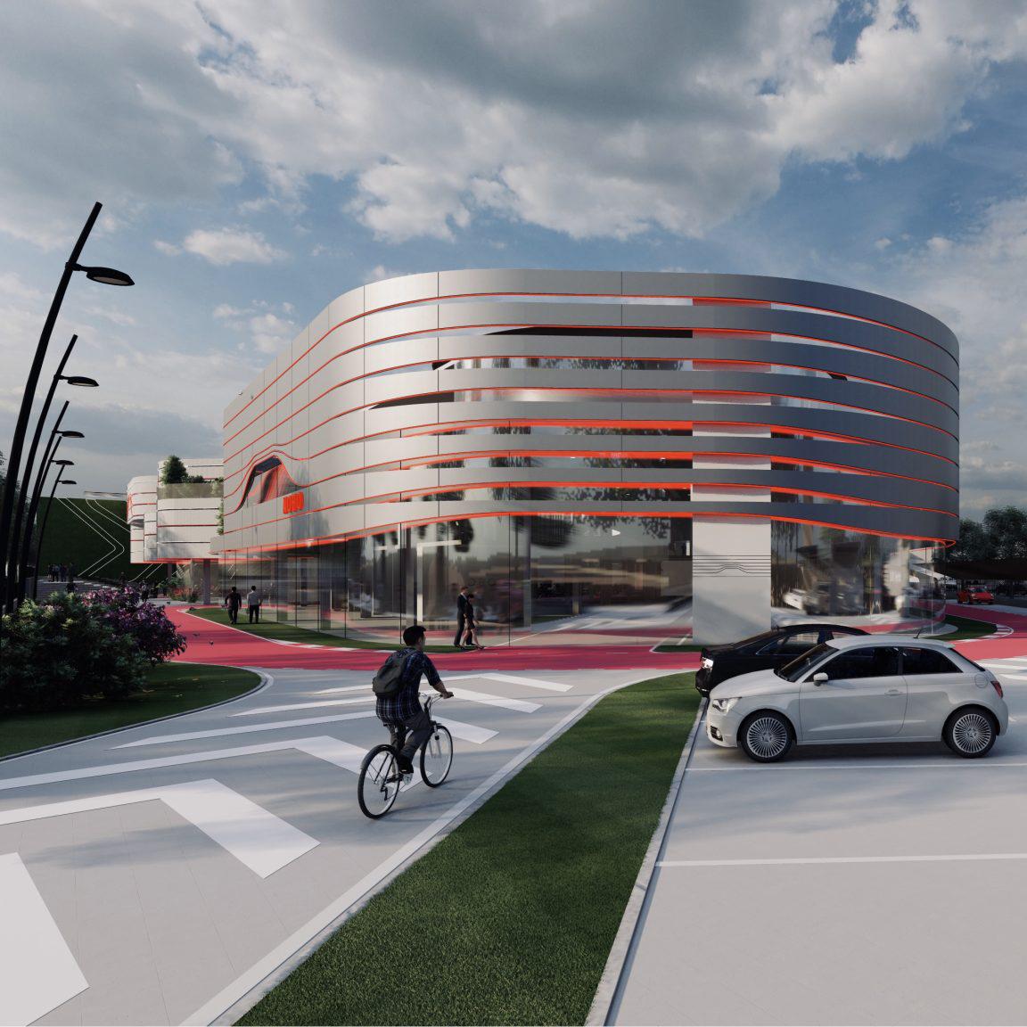Proyecto en la carretera de Ocaña: arquitectura moderna y contemporánea en Alicante