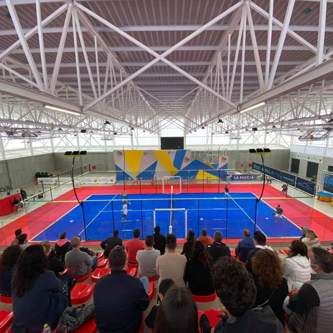 Finalización de la obra pública del Pabellón Polideportivo Municipal de La Nucía
